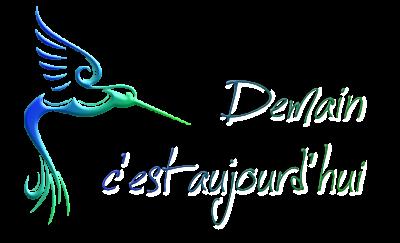 Demain, c'est aujourdhui Logo